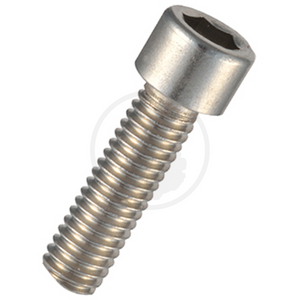 Small Head Bolt Hex - Stainless Steel