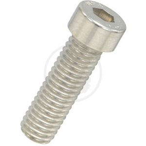 Small Row Head Bolt Hex - Stainless Steel