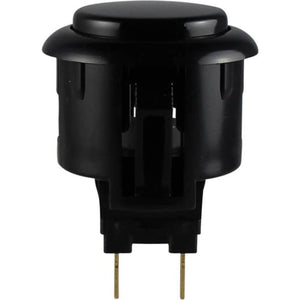 Pushbutton - Sanwa OBSF-24 Black