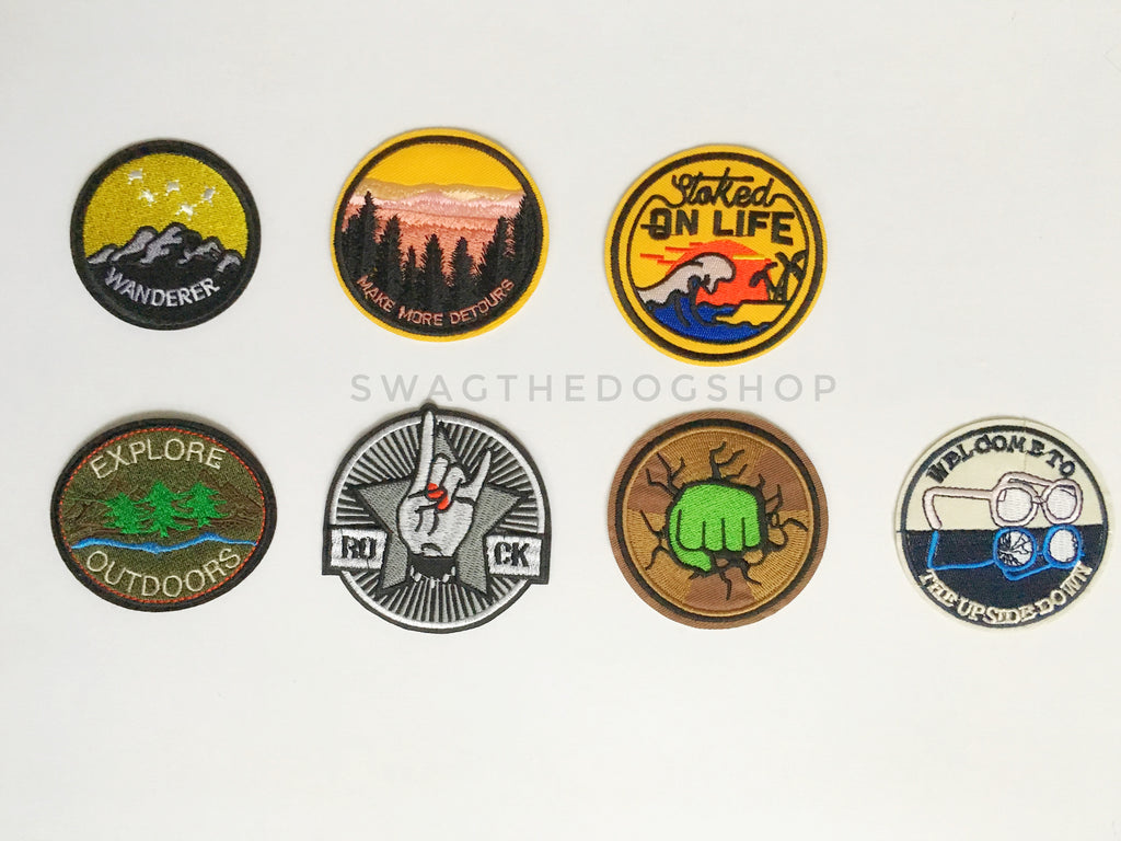 Patch Add-on - Badges