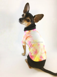 Swagadelic Cotton Candy Tie Dye Tee