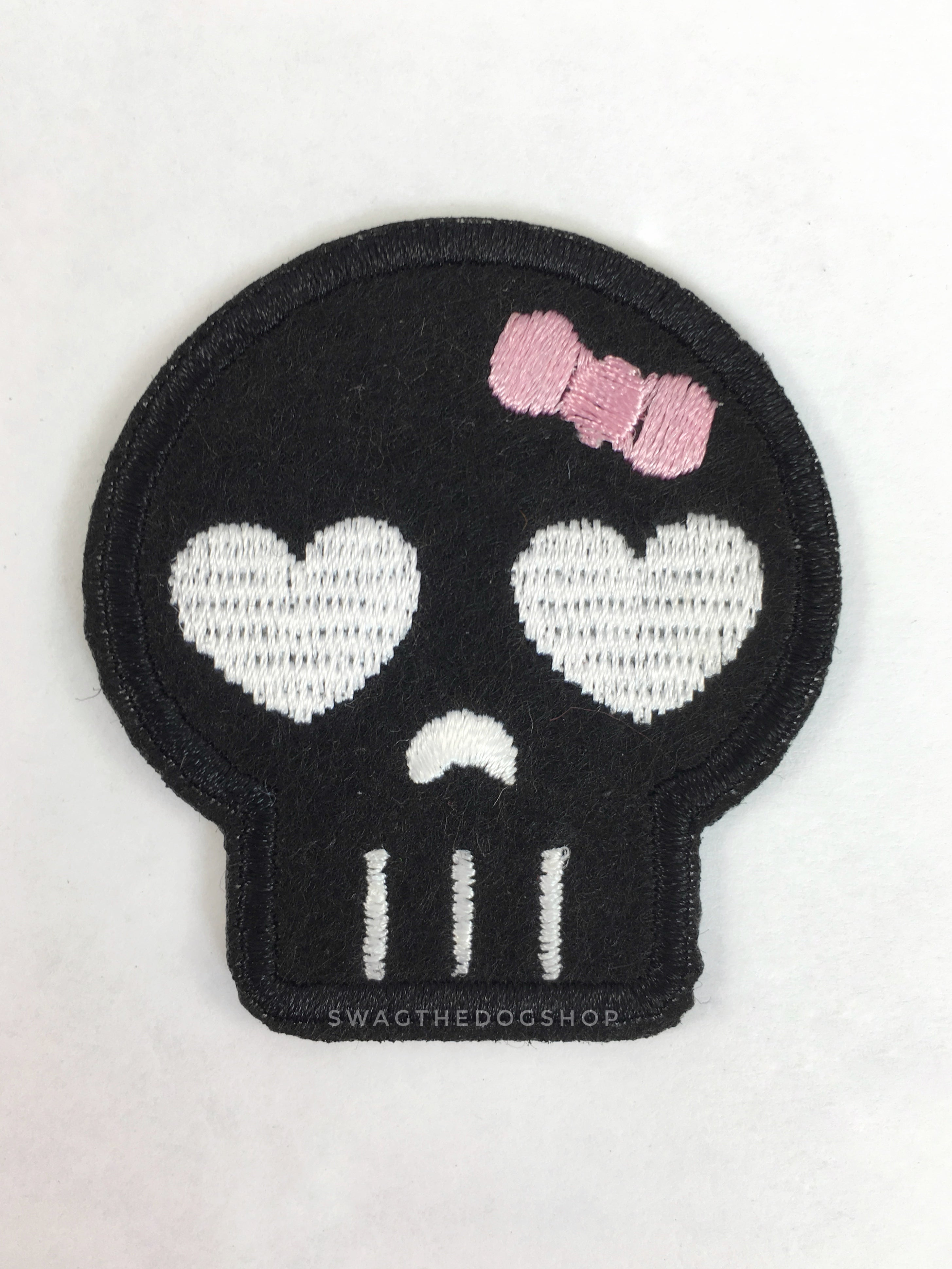 Patch Add-on - Badass Skull