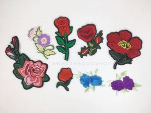 Patch Add-on - Roses 2