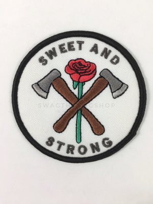 Patch Add-on - Strong Women Badges
