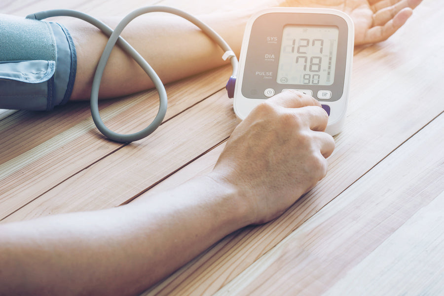 6 Natural Ways to Reduce Blood Pressure