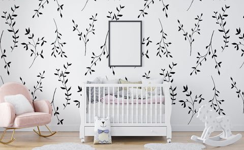 nursery decoration ideas with recliner
