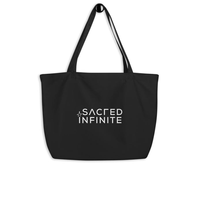 BIG SACRED INFINITE TOTE IN MIDNIGHT