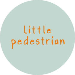 little pedestrian
