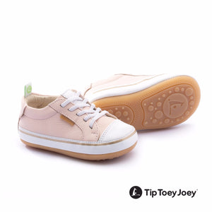 Tip Toey Joey Funky Cotton Candy/ White