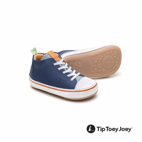 Tip Toey Joey Hyppy Deep Ocean / White