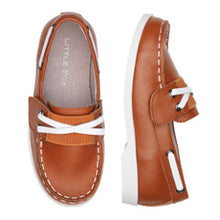 Load image into Gallery viewer, Little Fox Richmond Loafer Tan