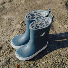 Load image into Gallery viewer, Crywolf Rain Boots Midnight Blue