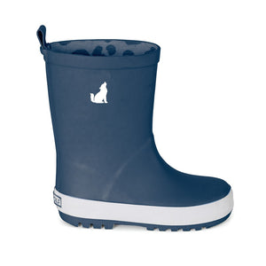 Crywolf Rain Boots Midnight Blue
