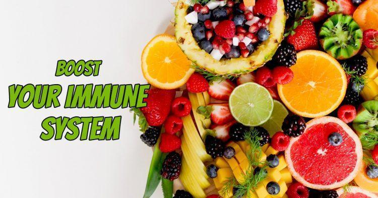 Important Diet Habits To Implement For A Healthy Immune System