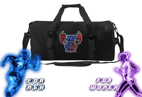 Feed Me More Nutrition Hungry Gym Bag