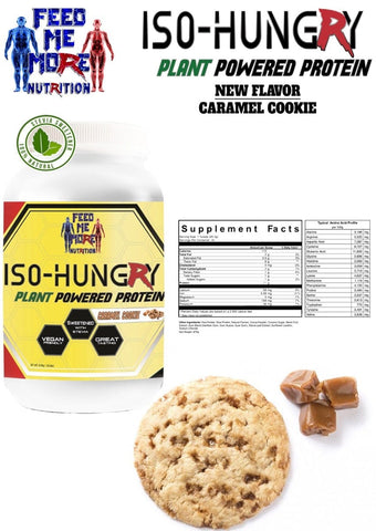 Iso-Hungry Plant Powered Protein