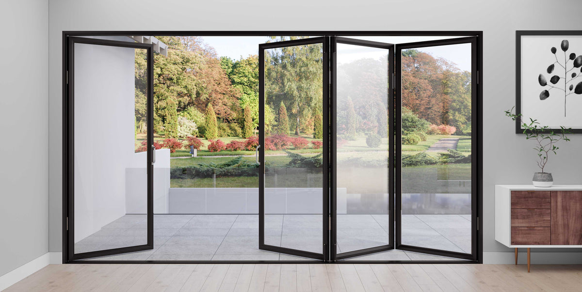 Brockwell - 24' x 10' Multi-Folding Door