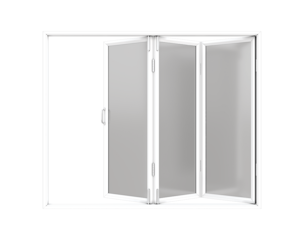 Finsberry - 9' x 8' Multi-Folding Door