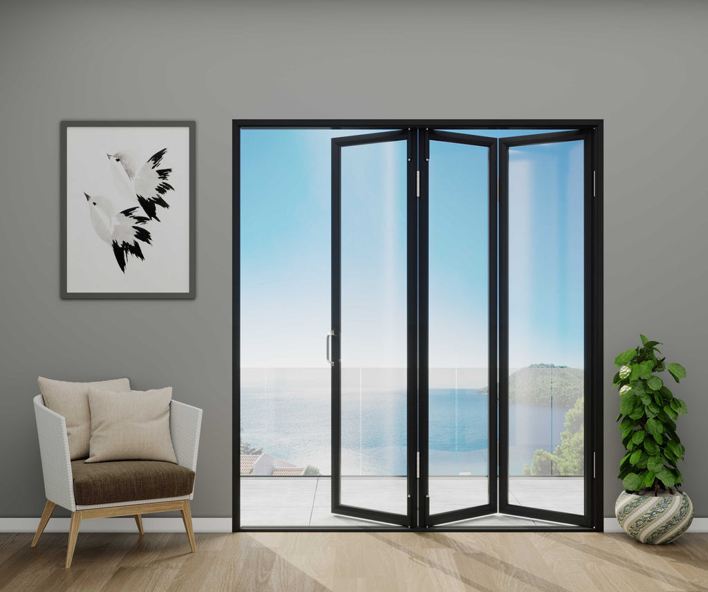 multi-folding door, folding door, high-end door, many sizes, traditional, rustic, timeless, classic, elegant, refined, regal, traditional