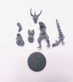 Plaguebearers Of Nurgle Champion Single Model Bits