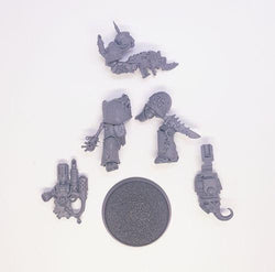 Death Guard Plague Marine Single Figure Model Bits - Warhammer 40K Dark Imperium