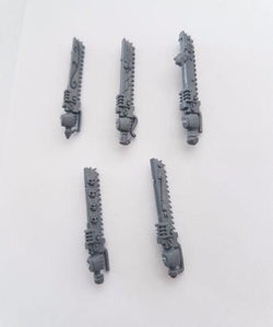 Vanguard Veterans Close Combat Weapon Bits (X5) - Warhammer 40K Space Marine