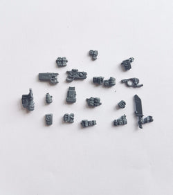 Tau Pathfinder Assorted Accessories Bits