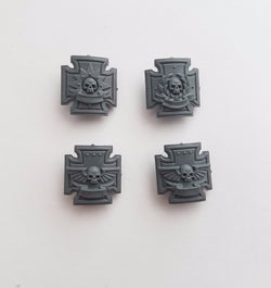 Vanguard Veterans Combat Shield Bits