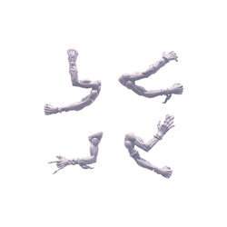 Pink Horrors of Tzeentch Arm Bit Set (x4) - Warhammer 40k AOS Daemons