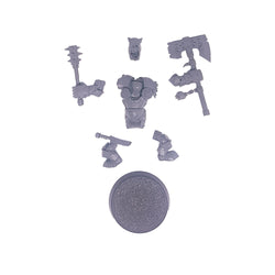 Orruk Ardboyz Boss Big Choppa Single Figure Model Bits
