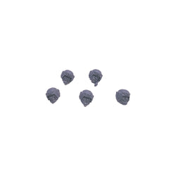 Cadian Shock Troop Head Bits (x5) - Warhammer 40k Imperial Guards