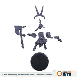 Bestigor Gouge-Horn Single Figure Bits