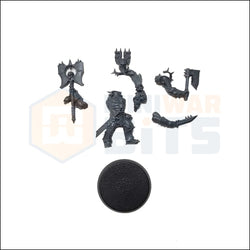 Blood Warrior Champion Single Figure Bits