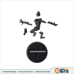 Champions Of Death Shambling Undead Ghoul Single Figure Bits