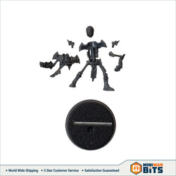 Champions Of Death Shambling Undead Skeleton 1 Single Figure Bits