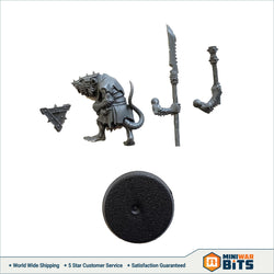 Clanrat Single Figure Bits