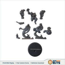 Dwarf Giants Troll Slayer Single Figure Bits