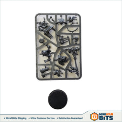 Endrinmaster Character Sprue