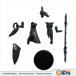 Eternal Guard Hornblower Single Figure Bits