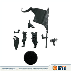 Eternal Guard Standard Bearer Single Model Bits
