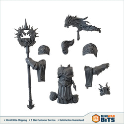 Evocator Knight Incantor Upgrade Bits