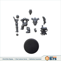 Grundstok Thunderers Single Figure Bits