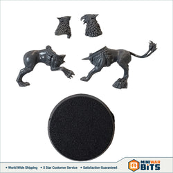 Gryph-Hound Single Figure Bits