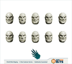 Guards / Scouts Heads Bits