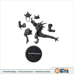 Gwakamoli Crater Gators Saurus Blocker 2 Single Figure Bits