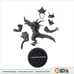 Gwakamoli Crater Gators Saurus Blocker 3 Single Figure Bits