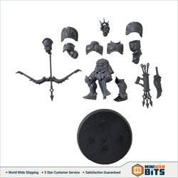 Judicator Single Figure Bits