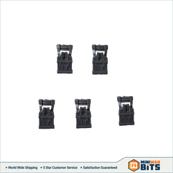 Judicators Bolt Pouch Quiver Pack Bits