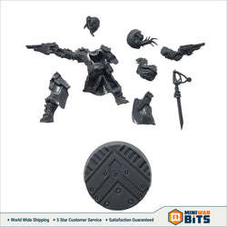 Kal Jericho Single Figure Bits