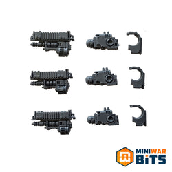 Kataphron Breachers Heavy Arc Rifle Bits